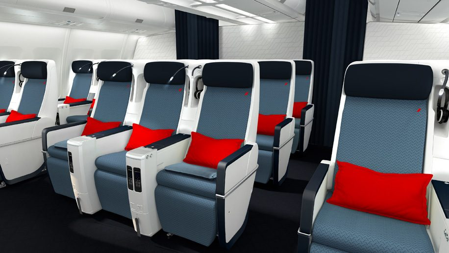 air france unveils new