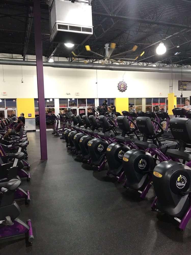 Planet Fitness Island Ave : planet, fitness, island, Planet, Fitness, Philadelphia, FitnessRetro