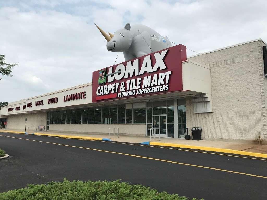 lomax carpet tile mart exton