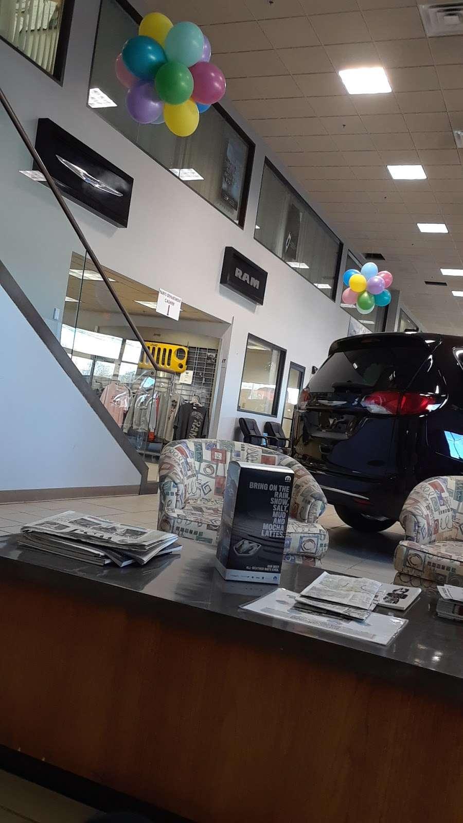 Jeep®, Chrysler, Dodge, Ram, FIAT Dealer Reviews | Central CJDR...
