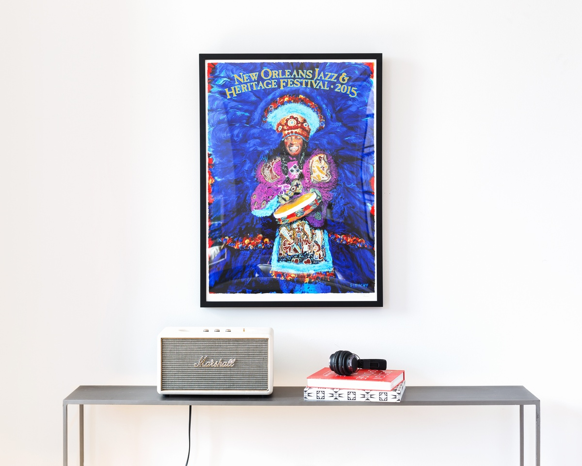 what size frame for my poster