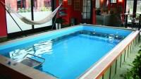 Sunday Gazette: Home Lap Pools   Small Lap Pools