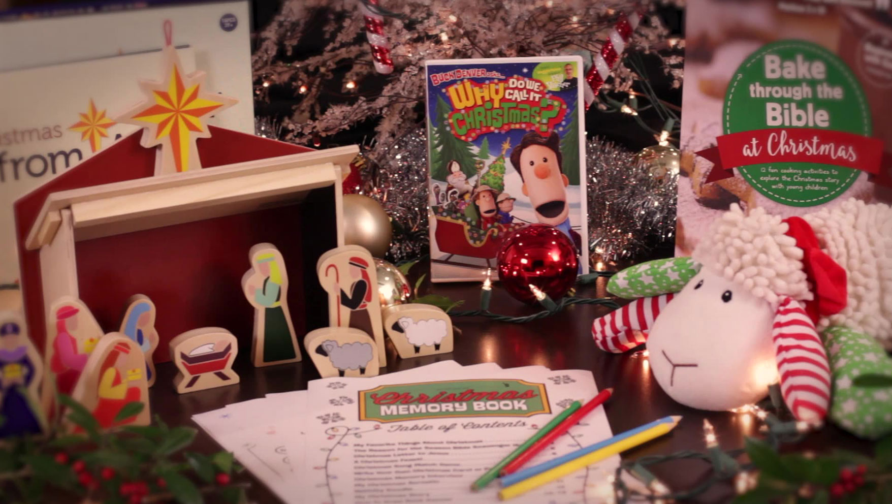 Christmas Gifts For Young Families