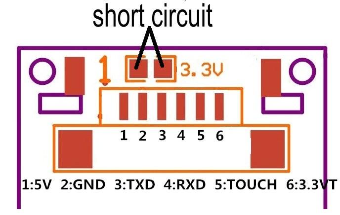 4 Wire Arduino Diagram Buy R307 Fingerprint Module For Arduino Uno Raspberry