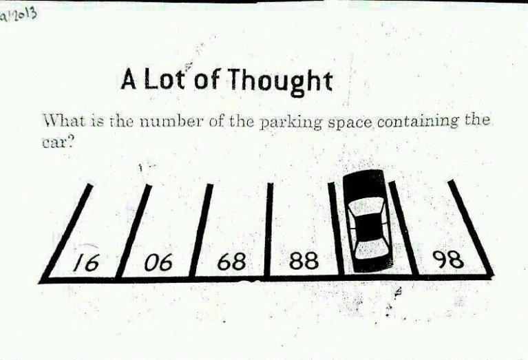 1st Graders Can Solve This Puzzle In Under 20 Seconds, But