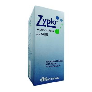 Zyplo 60 mg./10 ml. oral 120 ml.