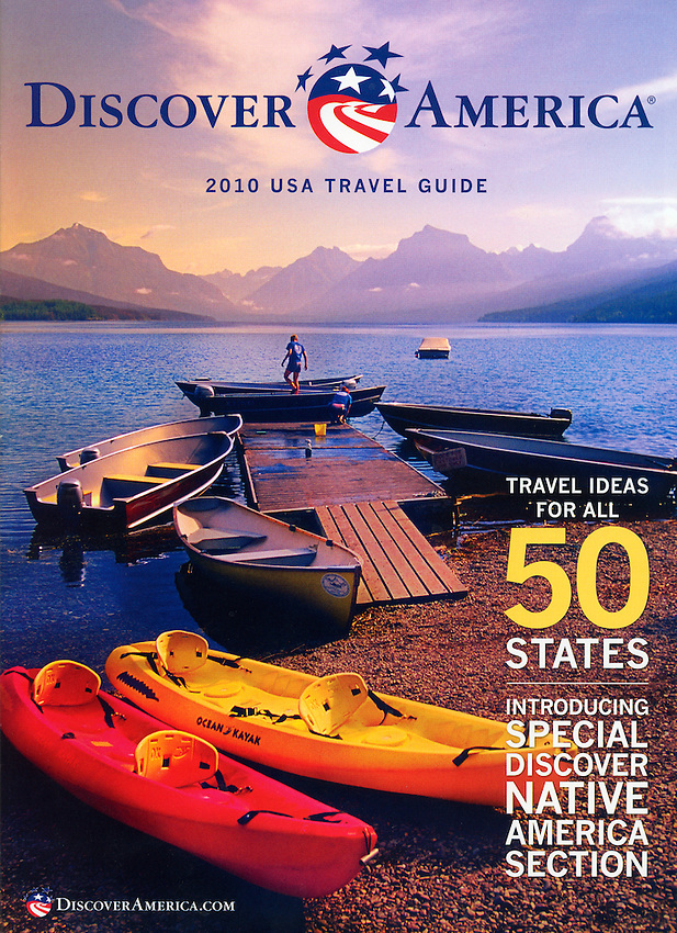 USA 2010 Travel Guide CoverUSA Travel Guide 2010 coverjpg  Blaine Harrington III