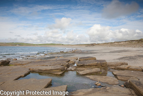 Skaill Bay Beach, Orkney Islands, Scotland