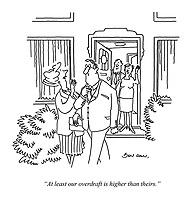 Social History, Society, City and Country Life Cartoons
