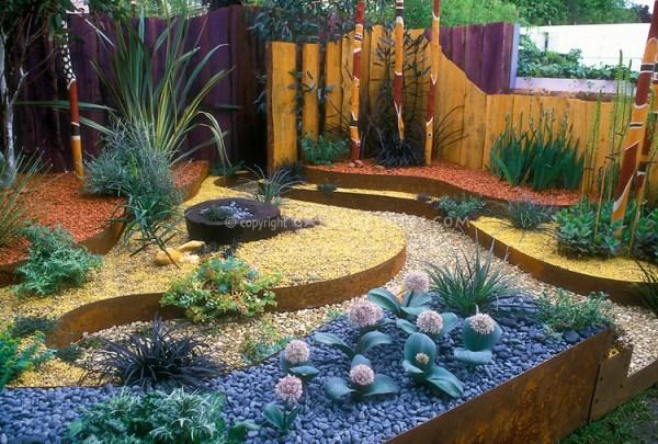 dry gardening with australian
