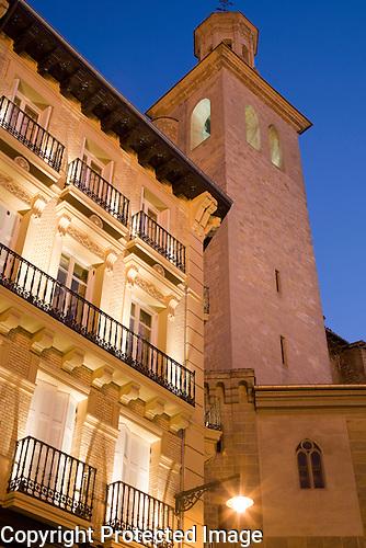 Iglesia de San Saturnino Church, Pamplona