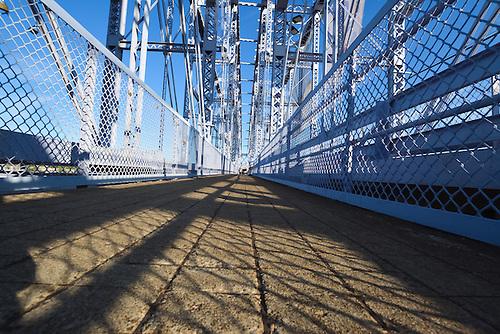 The Purple People Bridge