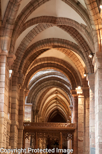 St Magnus Cathedral, Kirkwall, Orkney Islands, Scotland