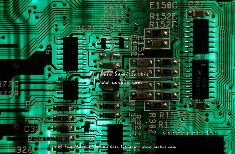 Electronics Integrated Circuits