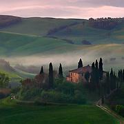 Tuscany Hills Landscape Photography