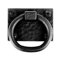 Acorn Manufacturing Smooth Iron 1-3/8 Inch Diameter Black ...