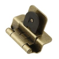 "Hickory Hardware Double Demountable 3/8"" Inset Hinge Pair ..."