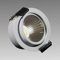Hera Lighting SR45-LED White Swivel Recess Mount Spoltight ...