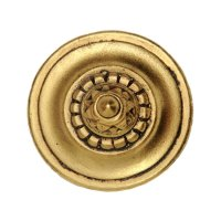 Notting Hill King's Road 1-1/4 Inch Diameter 24K Satin ...