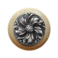 Notting Hill English Garden 1-1/2 Inch Diameter Antique ...