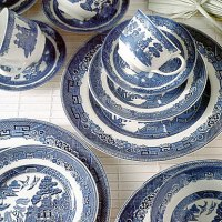 Wedgwood Willow Blue China