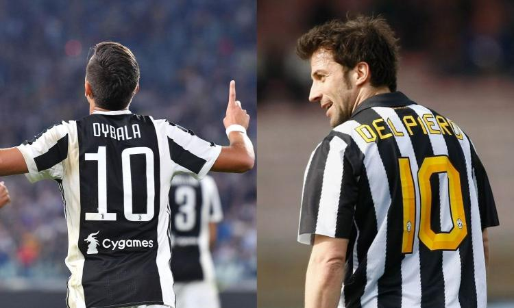 Image result for Alessandro Del Piero  Dybala and  Mbappe