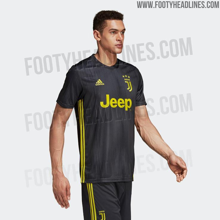 882c275f3 Juventus Away Kit 2018 19 – Idea di immagine del club fc