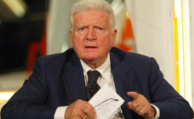 Giornalismo In Lutto Morto Sergio Zavoli Ex Presidente