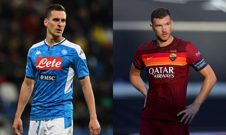 Milik to Roma, here we are: Dzeko ready to fly to Juve | First page - World  Today News