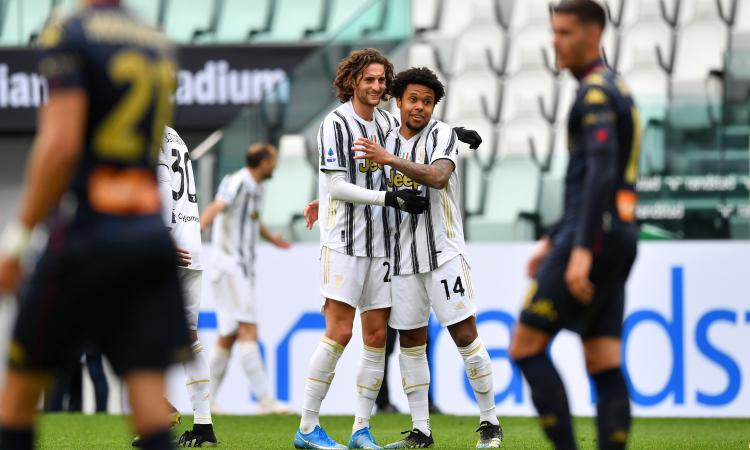 Juventus-Genoa 3-1: il tabellino | Serie A | Calciomercato.com