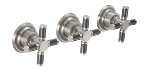 2 and 3 handle tub and shower faucets