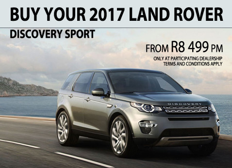 2017 Land Rover Discovery Sport 2.0 I4 Diesel SE