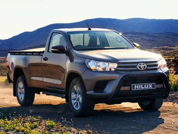 Toyota Hilux 2.0 VVT-I PU MY14.5 Pick Up
