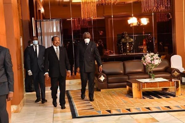 Crise socio-politique au Cameroun: Paul Biya affiche sa peur face à Kamto