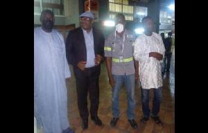 Il officiera désormais à l'annexe de la faculté des sciences juridiques et politiques, à Garoua