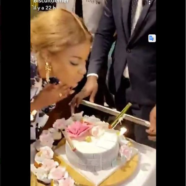 Coco Emilia alias Biscuit de mer et son anniversaire célébré à 12 millions
