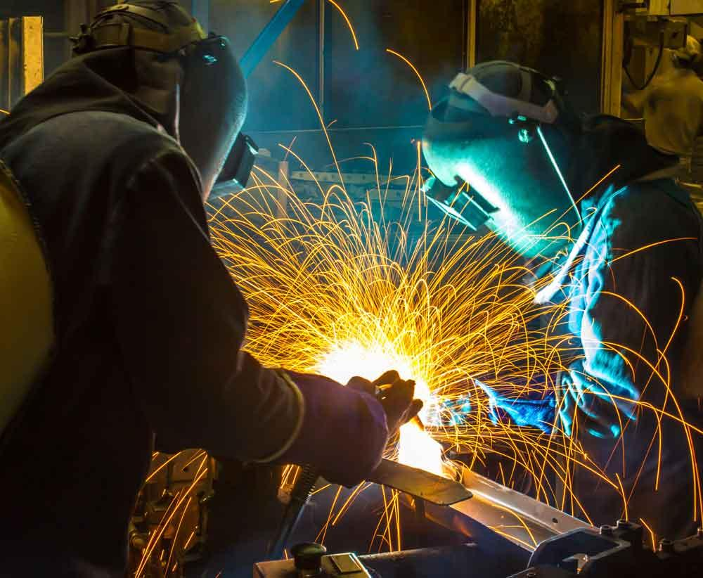 business of welding welder