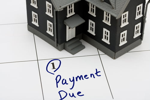 missed mortgage payments