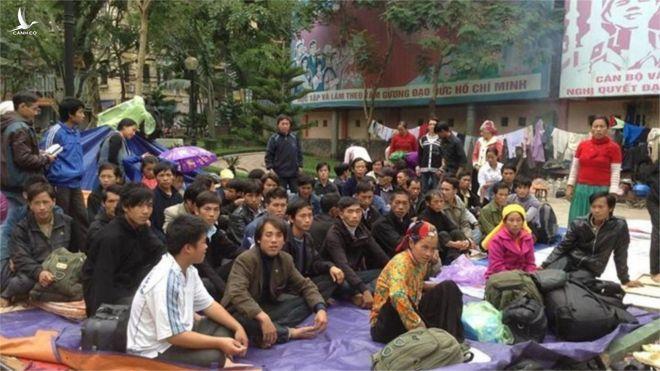 Hơn 8.000 đồng bào H'Mông bị tà giáo Dương Văn Mình lôi kéo.
