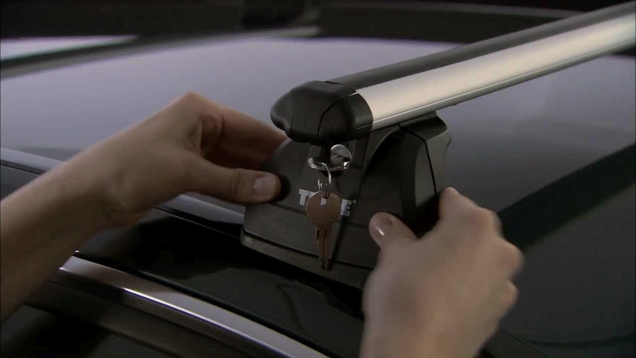 some thule roof racks might become