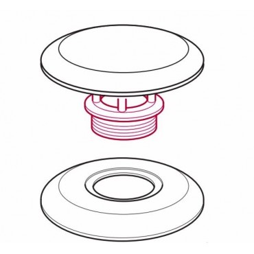 Caravan Motorhome Truma Ultraflow Filter Cap With O Ring