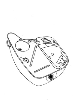 JAGUAR XJ12 (>10/86) Fuel Tank (Petrol Non Injection