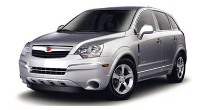 Saturn Vue Tune Up