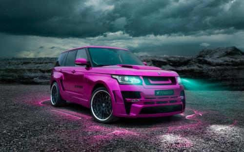 small resolution of 2016 range rover sport modified