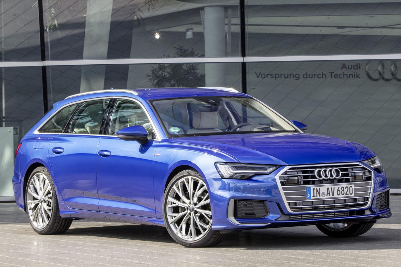 2019 Audi A6 Avant Is Another Wagon We Probably Won't Get In America | CarBuzz