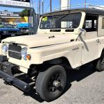 Weekly Craigslist Hidden Treasure 1966 Nissan Patrol Carbuzz
