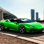 Lamborghini Huracan Evo Spyder Review Trims Specs Price New Interior Features Exterior Design And Specifications Carbuzz