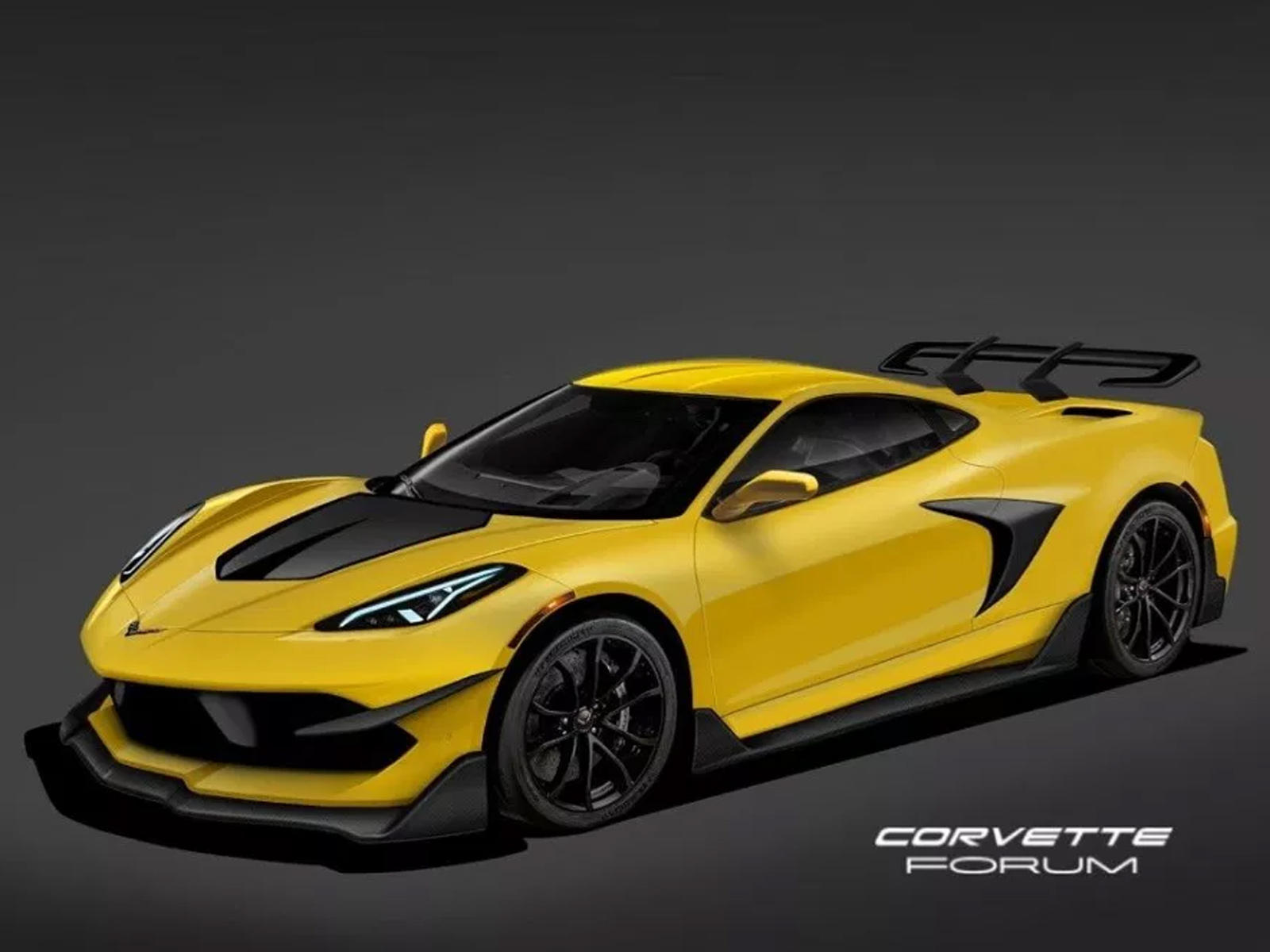Will The C8 Corvette Z06 Hold Its Own Against This 300k