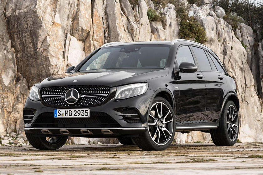 2018 Mercedes-AMG GLC 43 SUV: Review. Trims. Specs. Price. New Interior Features. Exterior Design. and Specifications   CarBuzz