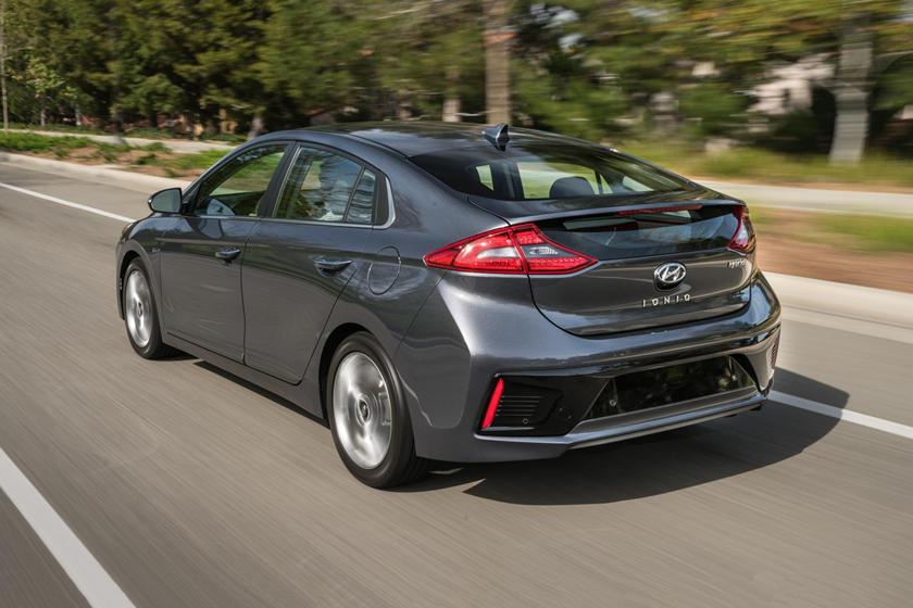 2019 Hyundai Ioniq Hybrid Review. Trims. Specs and Price   CarBuzz